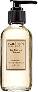 Tea Tree Gel Cleanser 4oz Cleanser by evanhealy