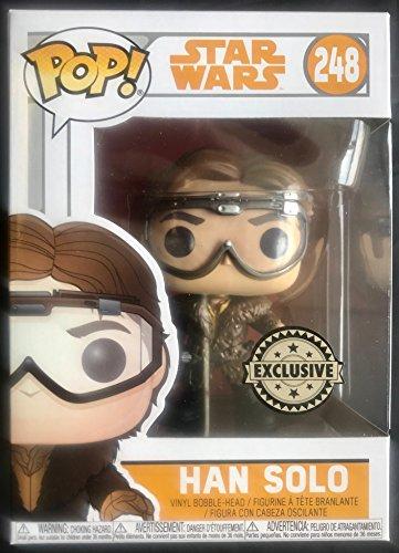 Funko Pop! Star Wars Solo Han Solo #248 (with (Goggles Pop)
