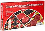 Pressman Chess/Checkers/Backgammon Set