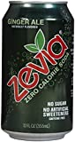 zevia soda ginger ale - Zevia All Natural Diet Soda - Ginger Ale - 12 oz - 6 pk