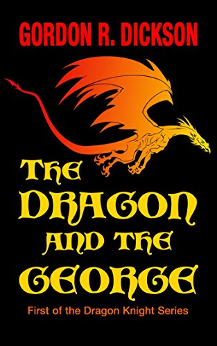 book cover of The Dragon and the George