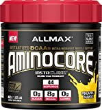 ALLMAX Nutrition, AminoCore BCAA Pineapple Mango 462g Review