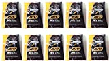 Bic Metal Disposable Men's Shaving Razors, 10-Count x 10 Packs