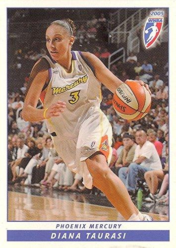 WNBA 2005 RITTENHOUSE ARCHIVES PROMO CARD P1 DIANA TAURASI