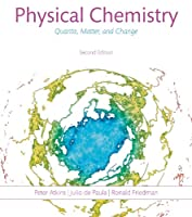 Physical Chemistry: Quanta, Matter, and Change, 2nd Edition Front Cover