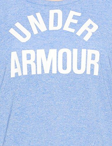 De Train Mediterranean Twist Armour Camiseta Tirantes Training Women's Under Threadborne UqFBpwBZ
