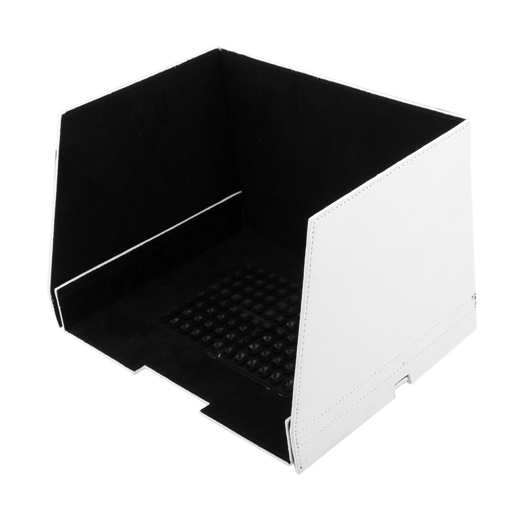 Monitor Parasole Pieghevole Cappuccio Cover Da 9.7 Pollici Per DJI Ispirare 1 Bianco Generic STK0114012831