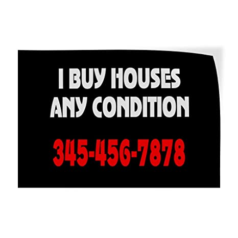 Custom Door Decals Vinyl Stickers Multiple Sizes Home Inspections Phone Number Brown Business Home Inspections Outdoor Luggage /& Bumper Stickers for Cars Brown 66X44Inches Set of 2