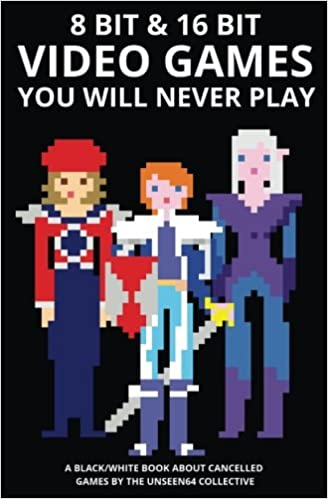 8 bit & 16 bit Video Games You Will Never Play (Video Games