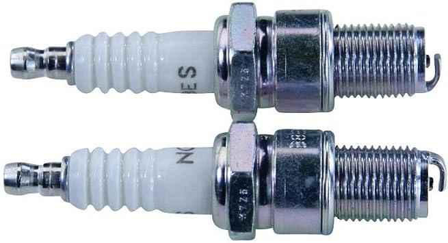 Ngk B8es 2411 Ngk Spark Plug Pack Of 2 Auto