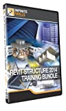 Learning Revit Structure 2014 Bundle - Training DVD