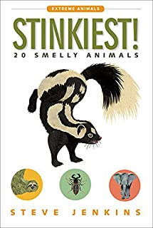 Book Cover: Stinkiest!: 20 Smelly Animals