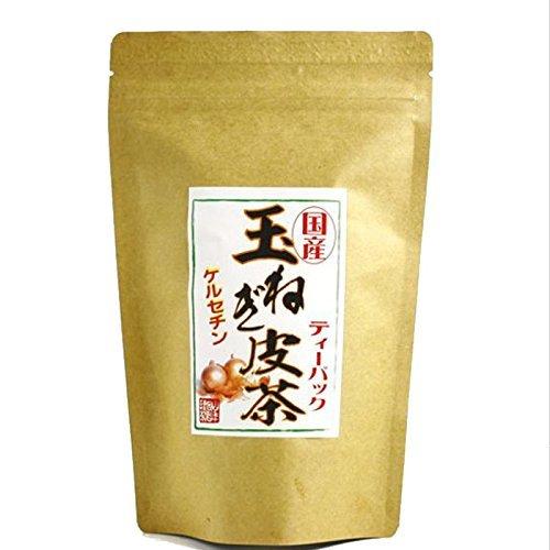 Japanese Tea Shop Yamaneen Leather Of Onion-Tea Teabag 2G X 30packs ()