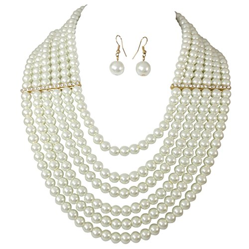 Layer (Blue Pearl Costume Jewelry)