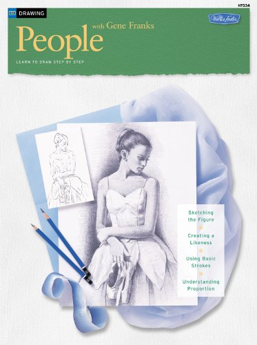 Download Drawing: People with Gene Franks (How to Draw & Paint/Art Instruction Prog) ebook