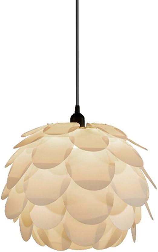 Modern Layered Luxury Light Shade White Ceiling Pendant Lighting Metal Shades