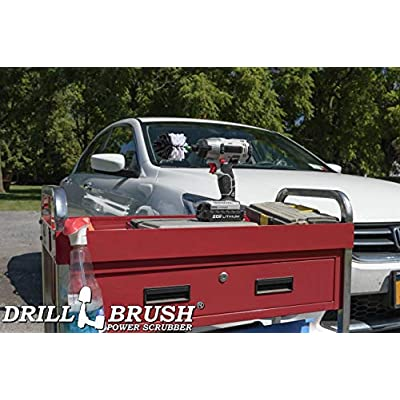 Truck Accessories - Car Cleaning Supplies - Car Wash - Drill Brush - Glass Cleaner - Car Mats - Carpet Cleaner - Motorcycle Accessories - Rims - Vinyl - Upholstery - Windshield - Wheels - Tires: Health & Personal Care