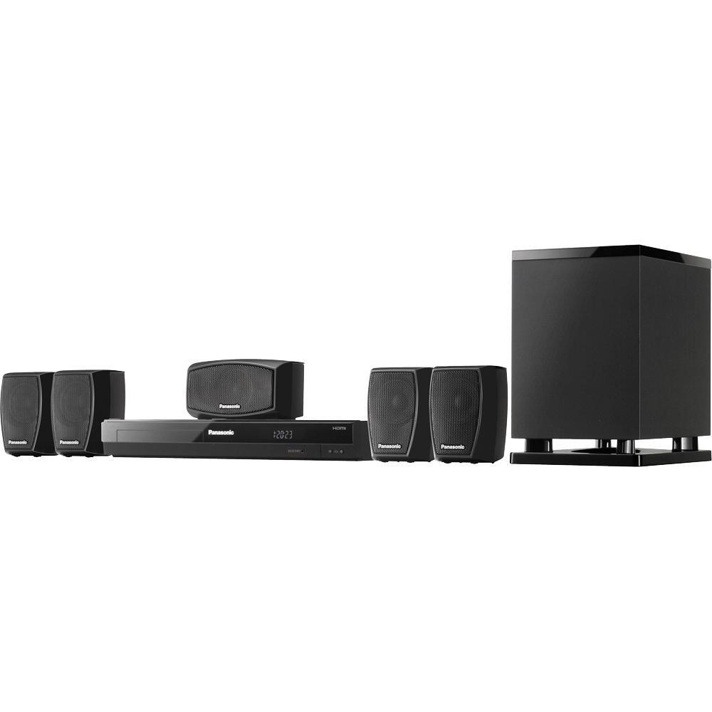 amazon com panasonic scxh70 5 1 channel dvd home theater system rh amazon com Panasonic Home Theater Panasonic Saax