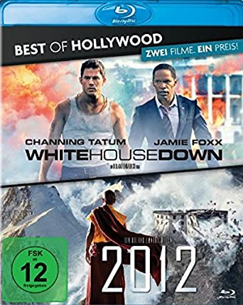 White House Down 2012 Best Of Hollywood 2 Movie Collector S Pack