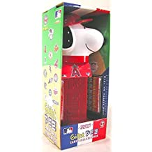 Snoopy Anaheim Angels - Giant Pez Dispenser by Brand New Products
