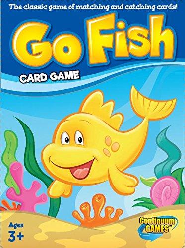 Continuum Games Go Fish Board Games
