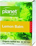 Planet Organic Lemon Balm Herbal Tea 25 Teabags