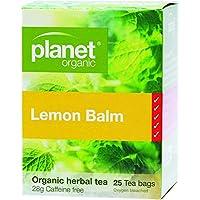 Planet Organic Lemon Balm Herbal Tea 25 Teabags