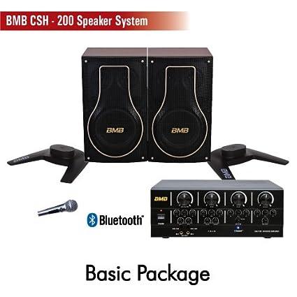 BMB Speaker -Basic Package