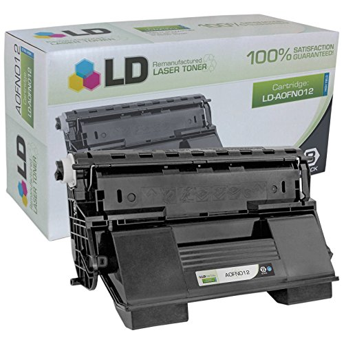 (LD Remanufactured Toner Cartridge Replacement for Konica Minolta PagePro 4650EN A0FN012 High Yield (Black))