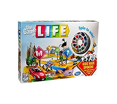 Hasbro The Game of Life Board Game - New Edition