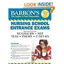 Barron's Nursing School Entrance Exams, 4th Edition
