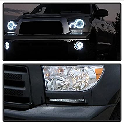 Amazon.com: Toyota Tundra LED Daytime Running Lights (xsp-x ...