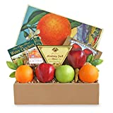 California Delicious Fruit and Cheese Gift Box