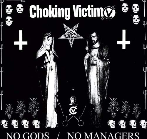 NO GODS, NO MANAGERS [Vinyl] by Hellcat