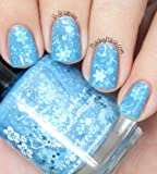 Snow Much Fun Nail Polish- 0.5 oz Full Sized Bottle