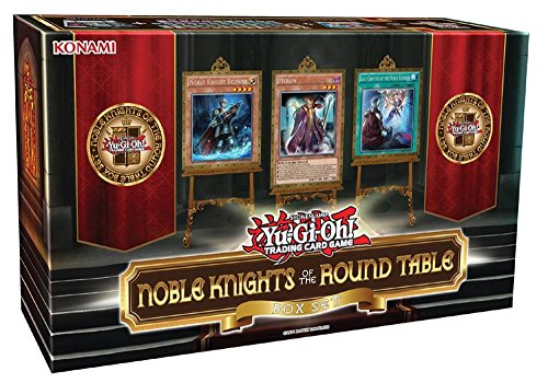 Yu-Gi-Oh! Noble Knights of the Round Table Box Set Not Include - Round Round Round