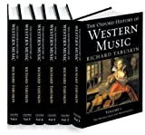The Oxford History of Western Music (6 Volume Set)
