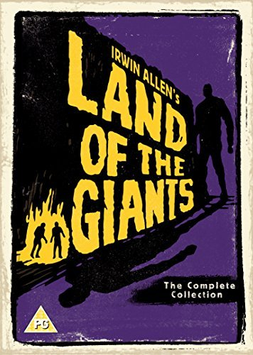 (Land of the Giants - The Complete Collection [DVD] [1968] [Region2] Requires a Multi Region Player)