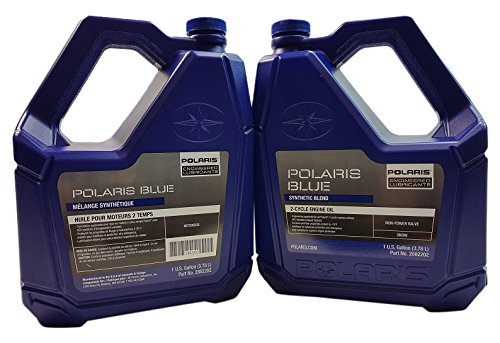 Polaris 2882202 Synthetic 2-Cycle Engine Oil, Replaces Old 2