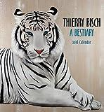 Thierry Bisch: A Bestiary 2018 Wall Calendar