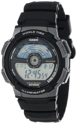 Casio Men's AE1100W-1A Sport Multi-Function Grey Dial (Casio Ae1100w)