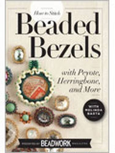 (How to Stitch Beaded Bezels)
