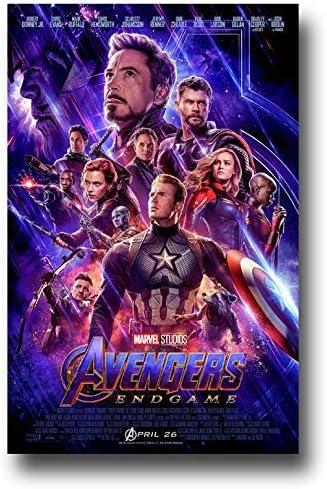 "Avengers Infinity Superhero Movie Canvas Funny Poster Art Prints 8x12/"" 24x36/"""