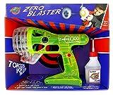Green Zero Blaster - Blasts Smoke Rings Up To 12