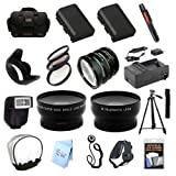 ULTRA PROFESSIONAL ACCESSORY PACKAGE: for Canon EOS 5D Mark III & 6D eBay TALK: Get answers and connect