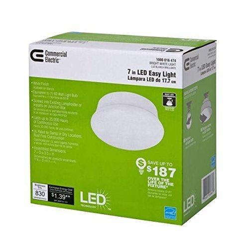 Basement Lighting Fixtures: Basement Lighting Fixtures: Amazon.com