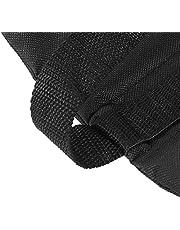 Video Stand Sandbag, 2-Way Zipper Bag Oxford Cloth Photographic Sandbag Double Stitches for Boom Mini Camera Hangers for Fixing Sandbags