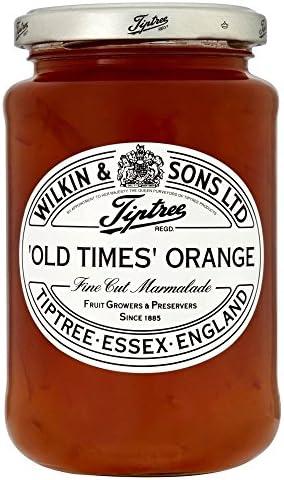 Tiptree Old Times Orange Marmalade Fine Cut (454g) ティプトリー昔オレンジマーマレードファインカット( 454グラム)