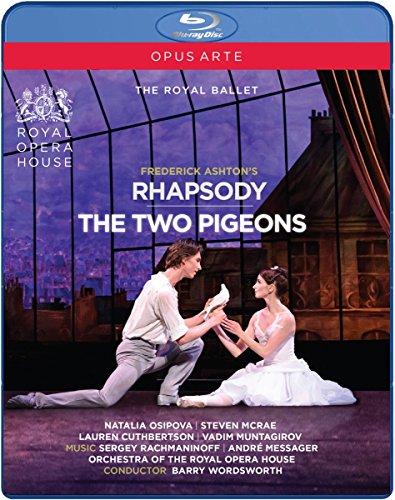 Ashton: Rhapsody / The Two Pigeons (Blu-ray)
