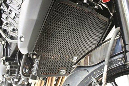 R&G(アールアンドジー) ラジエター&オイルクーラーガードセット ブラック SPEED TRIPLE T1050[スピードトリプル](10) RG-RAD0098BK   B005JWIZCO